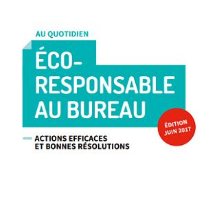 L Ademe A Publie Un Guide Pour Etre Eco Responsable Au Bureau Le